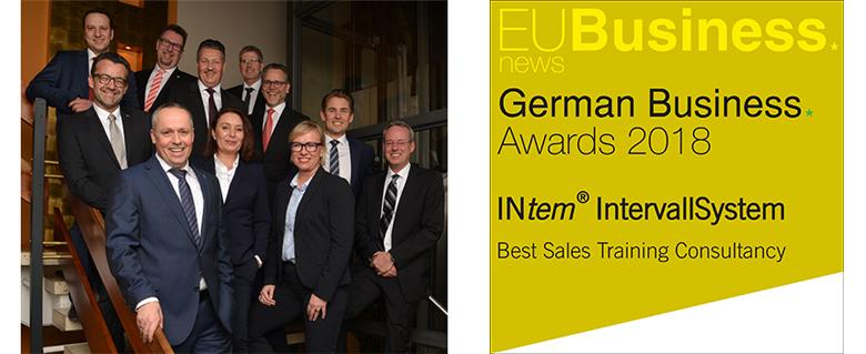 intem newsletter award
