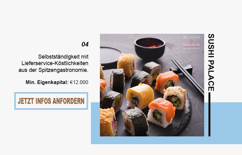 sushi palace nl