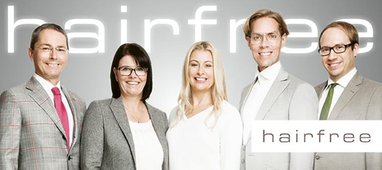hairfree nl header