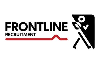 Frontline Recruitment Group Logo