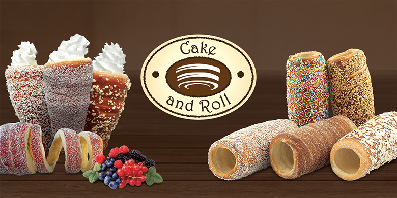 cake and roll
